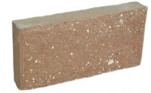 Камень облицовочный (под колотый гранит) Красный