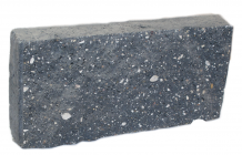 Камень облицовочный (под колотый гранит) Черный